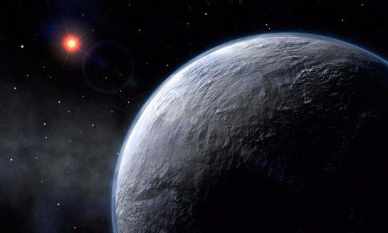 В космосе найдена уникальная экзопланета