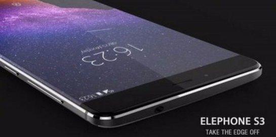 Выпущен смартфон Elephone в черном корпусе