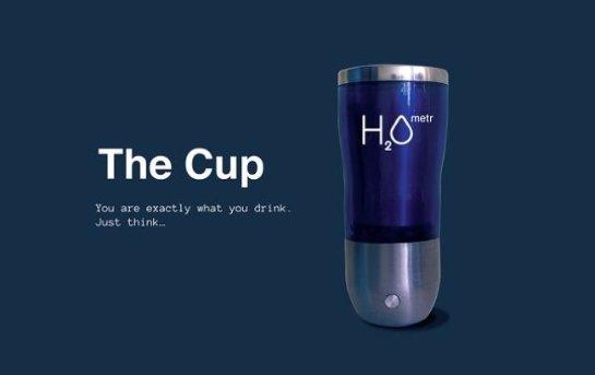 Украинцы изобрели уникальную походную чашку, которая очищает воду