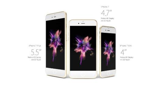 Официально: в новом iPhone 7 будет отсутствовать «мини-джек»
