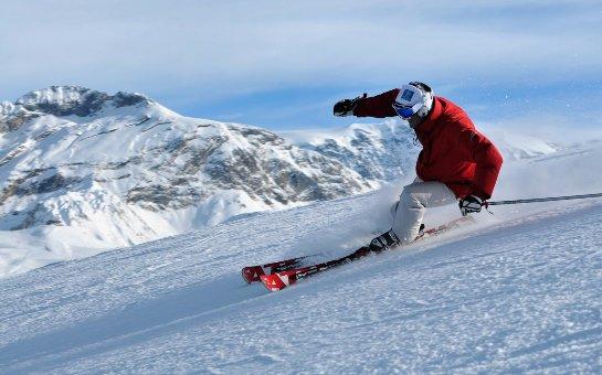 В Швейцарии горнолыжник собрал уникальное устройства для создания эффектного видео