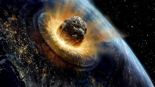 К Земле несется астероид, который может уничтожить жизнь на планете