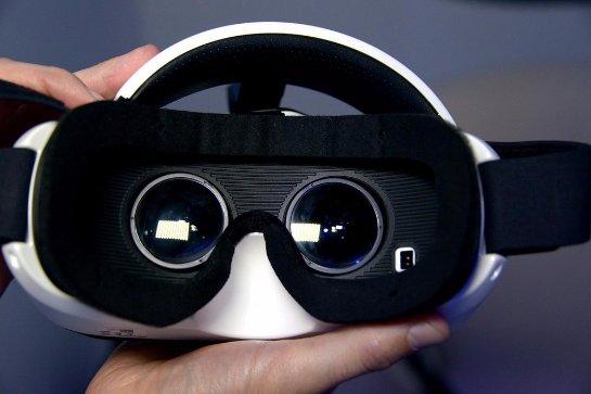 Испытатели очков виртуальной реальности ощутили настоящий страх с новой игрой