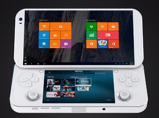 Американские стартаперы показали карманный компьютер, который «потянет» современные игры