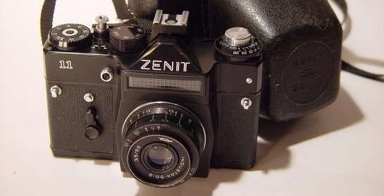 В России хотят вновь выпускать фотоаппараты «Зенит»