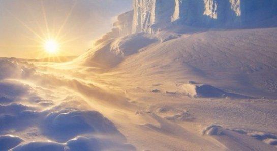 Температура на нашей планете потеплела на один градус