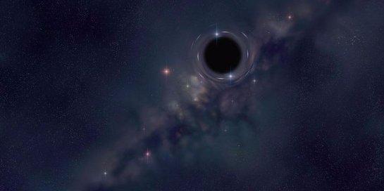 Вблизи черных дыр в космосе может существовать жизнь