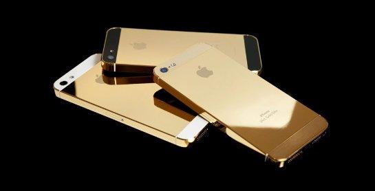 В старых гаджетах от американской компании Apple обнаружили тонну золота