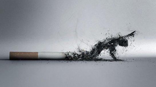 Курение убивает полезные бактерии во рту курильщика