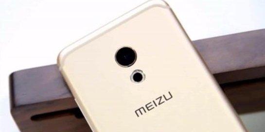 Meizu показала новый тонкий и мощный смартфон