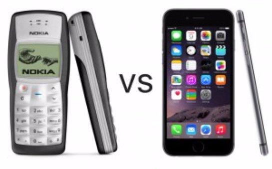 Новые смартфоны ловят сигнал гораздо хуже стареньких кнопочных телефонов