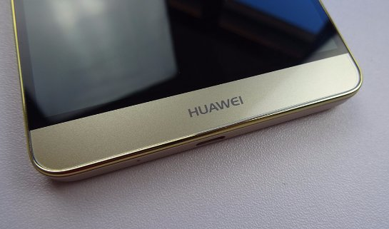 На выставке CES 2016 компания Huawei представила флагманский смартфон