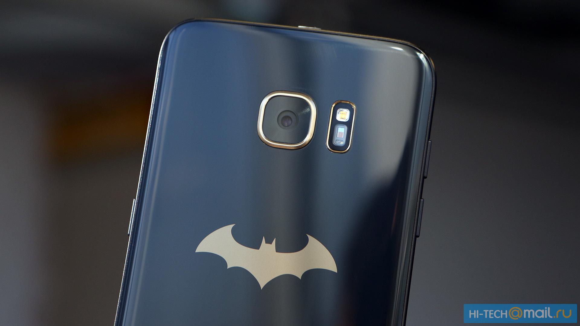 В сети появились первые фото супергеройского смартфона от Samsung