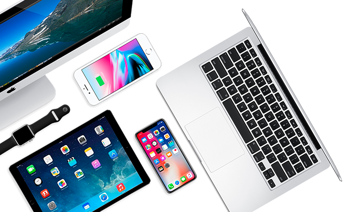 Диагностика и ремонт техники Apple в Москве
